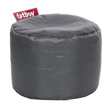 Fatboy - Fatboy Point Hocker - dunkelgrau/HxØ 35x50cm