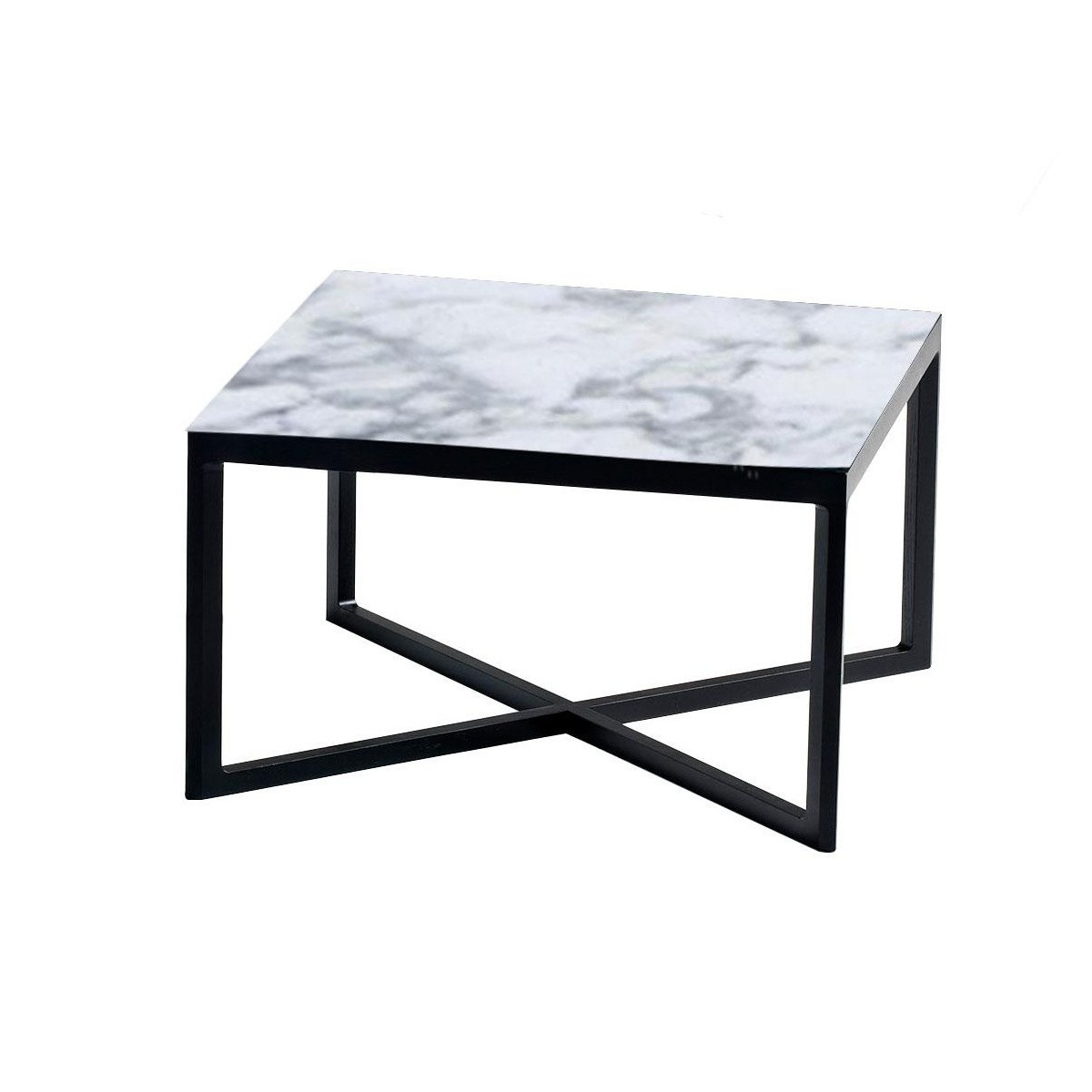 - Knoll International Krusin Low Side Table H: 35cm AmbienteDirect