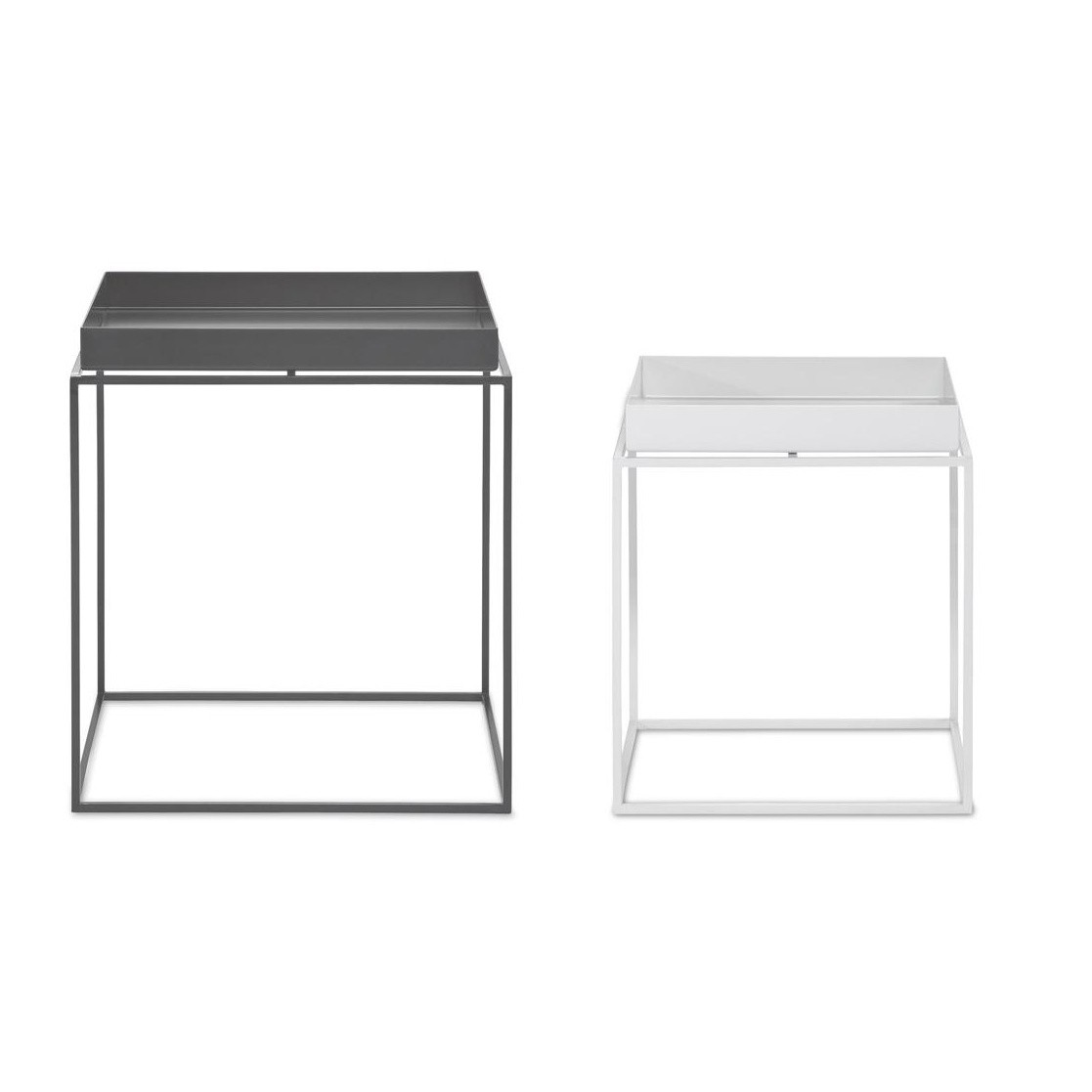Tray Table Tray Side Table Square Hay Ambientedirectcom