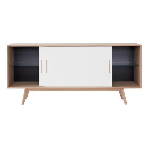 Andersen Furniture - Andersen Furniture S4 Sideboard Sockel Holz