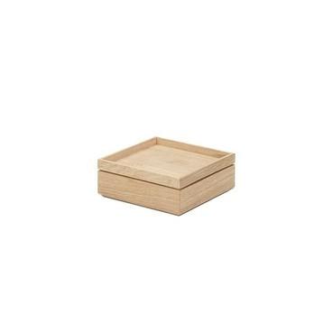 Skagerak - Nomad Box - eiche/14x14x5,5cm