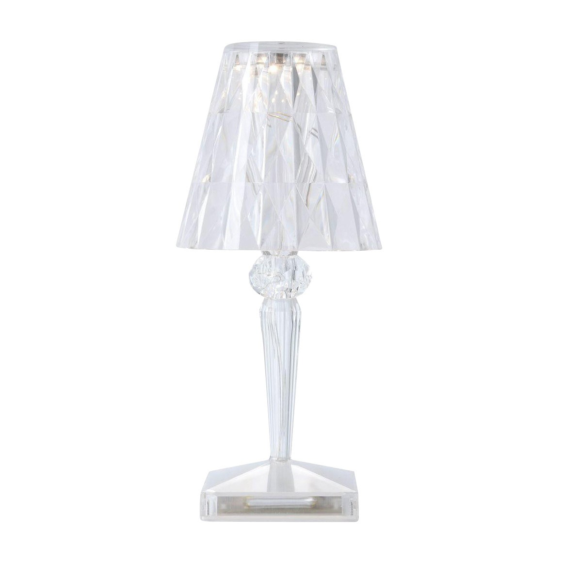 Kartell Battery Led Table Lamp Ambientedirect