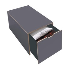 Müller Small Living - Bettkasten16 Bedding Box with Drawer