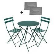 Fermob: Hersteller - Fermob - Bistro Classique Garten-Set