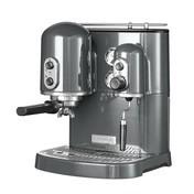 KitchenAid - Artisan 5KES2102 Espressomaschine - medaillon silber/1300W, 220-240V/15 Bar