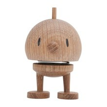Hoptimist - Hoptimist Baby Woody Bumble - Speelgoedfiguur
