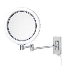 Decor Walther - BS 13 LED - Espejo de pared con luz