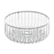 Kartell - Panier Beistelltisch - transparent/Polycarbonat