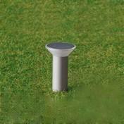 Iguzzini - Tee LED Outdoor Pollerleuchte - aluminium/3000K