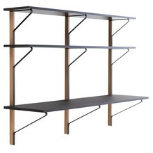 Artek - Kaari REB010 Wall Shelf with Desk