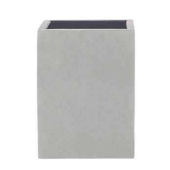 amei - amei Pflanzgefäß Der hohe Quadratische M1 - grau/50x50cm