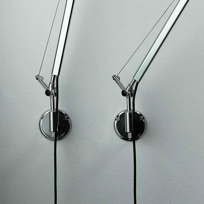 aktionsset tolomeo parete wandleuchte led artemide. Black Bedroom Furniture Sets. Home Design Ideas