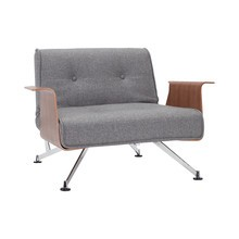 Innovation - Clubber Easy Chair with Armrests