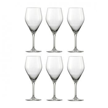 Schott Zwiesel - Audience Chardonnay Weißweinglas 6er Set - transparent/318ml/H: 20.3cm