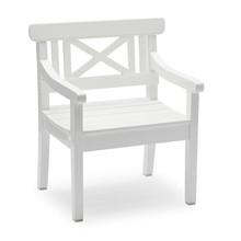 Skagerak - Chaise de jardin avec accoudoirs Drachmann