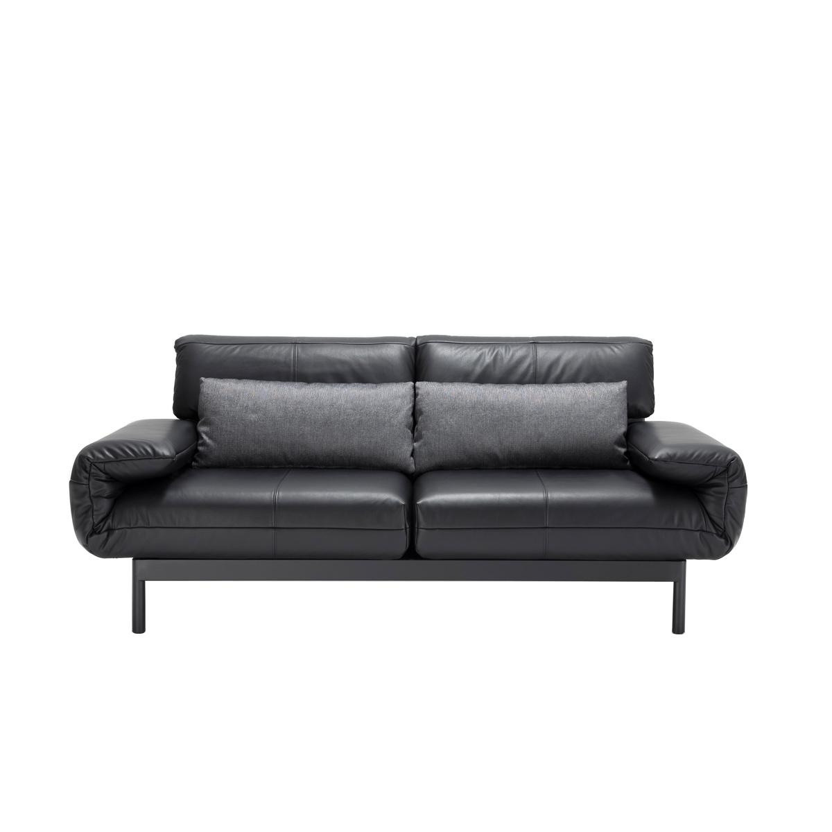sofa 3 sitzer leder excellent relaxsofa sitzer leder microfaser incliner arena ii weigrau with. Black Bedroom Furniture Sets. Home Design Ideas