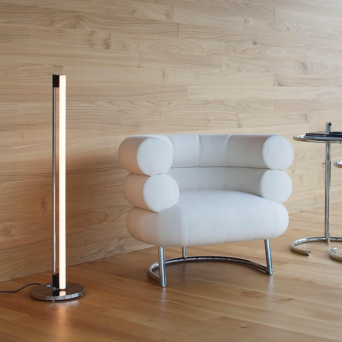 tube light led floor lamp classicon