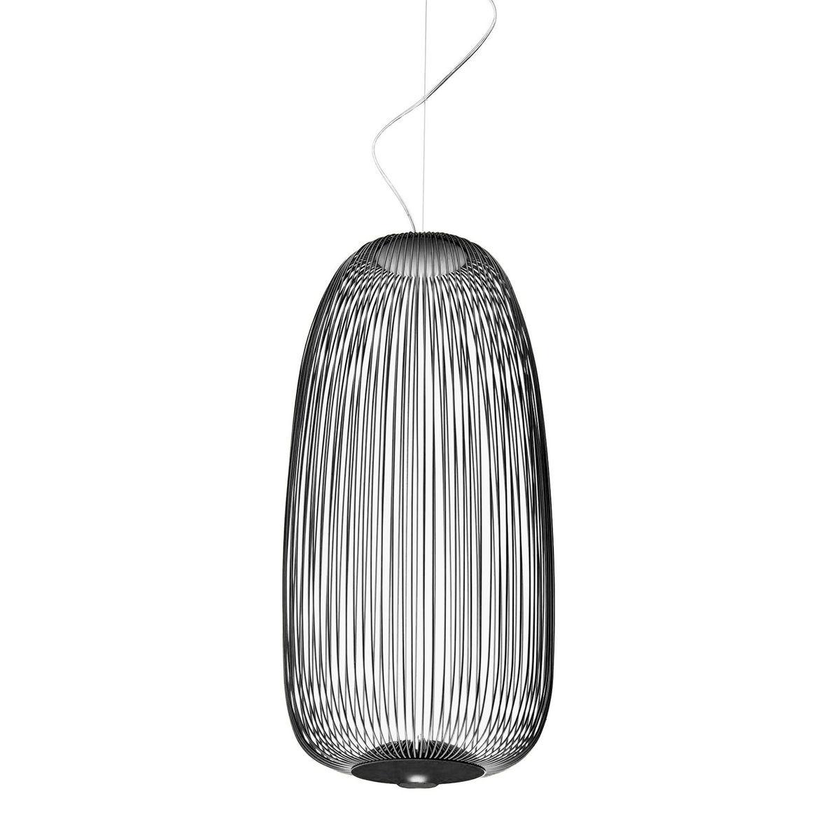 spokes 1 led suspension lamp foscarini. Black Bedroom Furniture Sets. Home Design Ideas