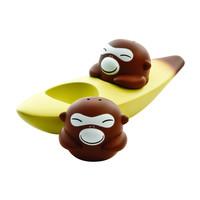Alessi - Banana Bros Salz- und Pfefferstreuer Set