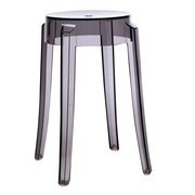Kartell - Charles Ghost Hocker 46