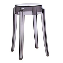 Kartell - Charles Ghost Hocker 46cm