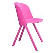 e15 - CH05 This Stuhl - neonpink/lackiert