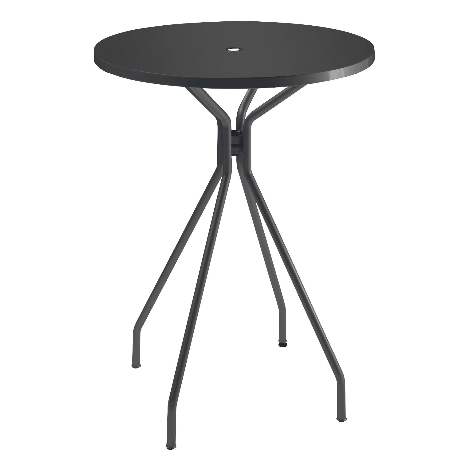 emu Table de bistrot de jardin Ø80cm Solid | AmbienteDirect