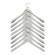 HAY - Soft Coat Wide Kleiderbügel Set 8-teilig