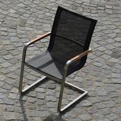 Jan Kurtz: Hersteller - Jan Kurtz - Lux Freischwinger/Gartenstuhl