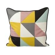 ferm LIVING - Remix Silk Cushion