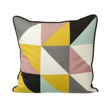 ferm LIVING - Remix Silk Cushion