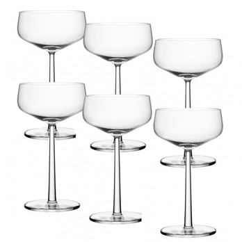 iittala - Essence Cocktail Gläser Set 6tlg. - transparent / 31cl/6 Stück