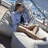 Gandia Blasco - Sail Outdoor Pouf/Sitzsack