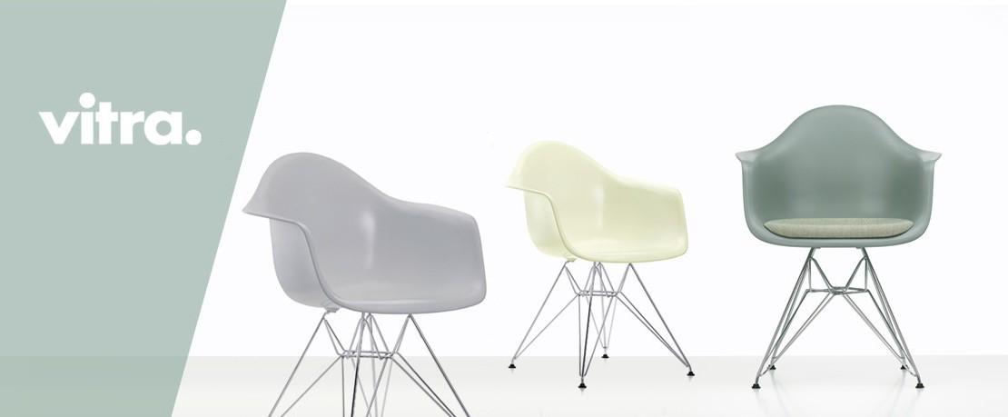 Designspecial Eames Plastic Armchair DAR