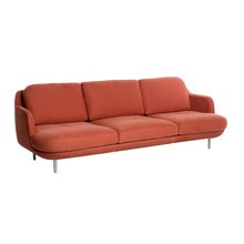 Fritz Hansen - Lune™ 3-Sitzer Sofa