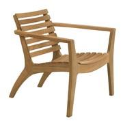 Skagerak - Chaise longue de jardin avec accoudoirs Regatta