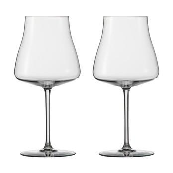 Zwiesel 1872 - Wine Classics Chardonnay Weißweinglas 2er Set - transparent/mundgeblasen/586ml/H21,6cm/Lieferung in Geschenkbox