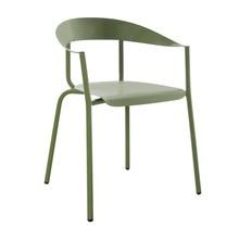 Conmoto - Alu Mito - Chaise de jardin avec accoudoirs