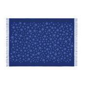 Vitra - Stars Girard Wolldecke - dunkelblau/100% Merino-Lammwolle/LxB 200x135cm