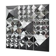 Verpan - Mirror Sculpture Pyramiden-Set
