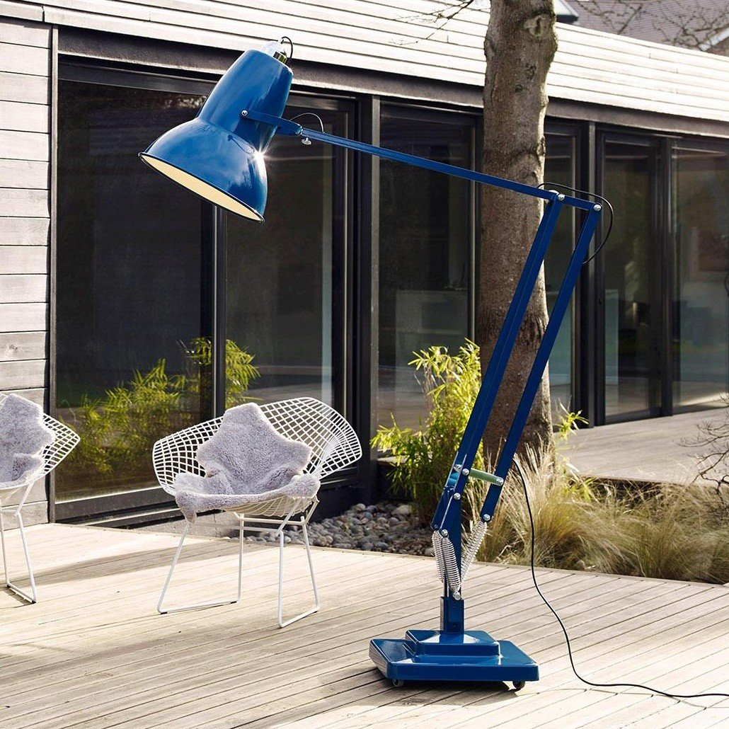 Anglepoise original 1227 giant floor lamp outdoor ambientedirect anglepoise original 1227 giant led floor lamp outdoor aloadofball Image collections