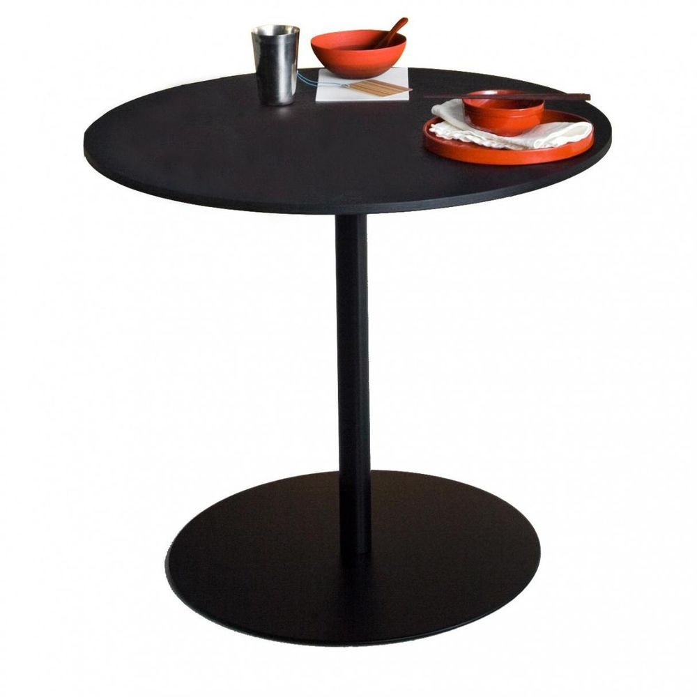 Brio fix 72 bistrocoffee table frame black la palma la palma brio fix 72 bistrocoffee table frame black round geotapseo Image collections