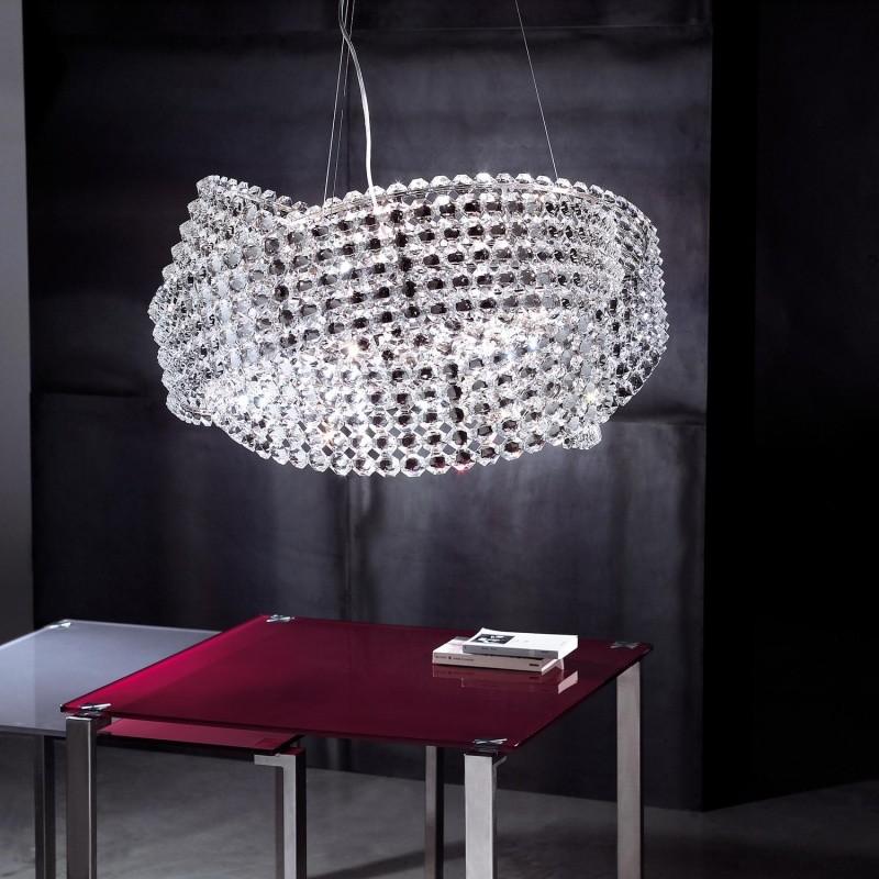 Diamante Suspension Lamp Marchetti Ambientedirect Com