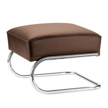 Thonet - S 411 Hocker Leder