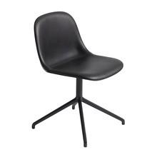 Muuto - Fiber Side Chair Drehstuhl gepolstert
