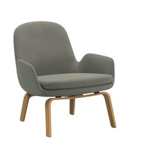 Normann Copenhagen - Era Lounge Sessel Eichengestell