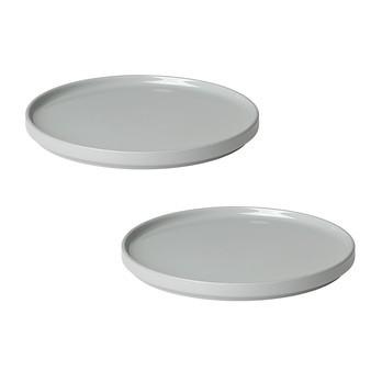 Blomus - Pilar Dessertteller-Set 2tlg.