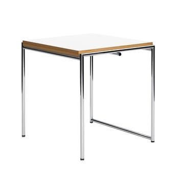 ClassiCon - Jean Tisch - weiß / 70-130x73cm
