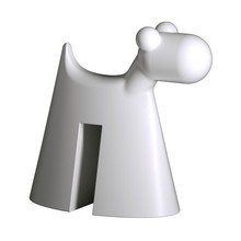 Serralunga - Chaise pour enfant Doggy