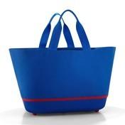 Reisenthel - Reisenthel Shoppingbasket Einkaufskorb - royal blau/mit 5 Standfüßen